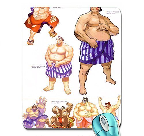 Video Games Street Fighter E Honda X Wallpaper Wallpaper Mouse Pad Computer MOUSEPAD