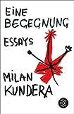 Eine Begegnung: Essays