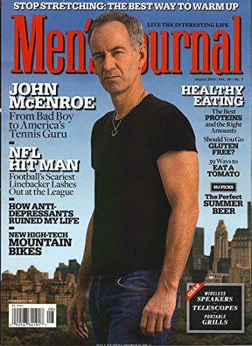 Mens Journal USA [Abonnement jeweils 5 Ausgaben jedes Halbjahr]