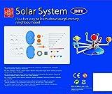 EDU Toys Sonnensystem Bausatz für Kleine Astronomen mit Farben zum Anmalen von EDU Toys