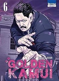 Golden Kamui, tome 6 par Satoru Noda