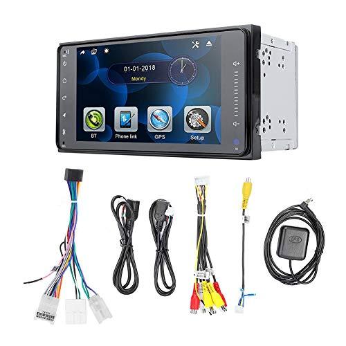 GPS-Navigationsgerät für Auto, Touchscreen, tragbar, intelligent, 17,8 cm (7 Zoll) (2 + 16)
