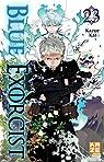 Blue exorcist, tome 23 par Kato