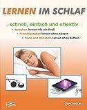 Lernen im Schlaf. Schnell, einfach und effektiv. Sprachen lernen wie ein Profi. Fremdsprachen lernen ohne Akzent. Texte und Vokabeln lernen ohne büffeln.
