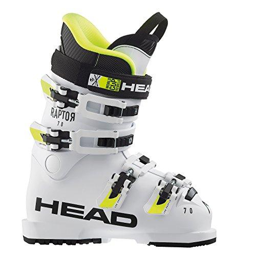 """HEAD Kinder Skischuh Raptor 70"""" Weiss (100) 26,5"""
