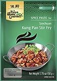 ASIAN HOME GOURMET 3er Pack Gewürzpaste für Szechuan Kung Pao Pfanne [3x 50g]