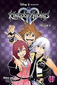 Kingdom Hearts II Intégrale Tome 4