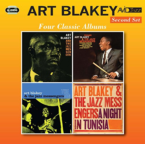 Four Classic Albums (Moanin' / Mosaic / The Big Beat / A Night In Tunisia)