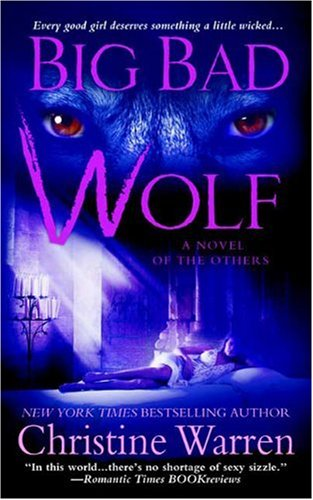 Adult Big Bad Wolf (Big Bad Wolf: A Novel of the Others)