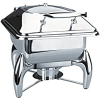 Lacor Luxe 69093 - Chafing Dish gn 1/2, 4 litros