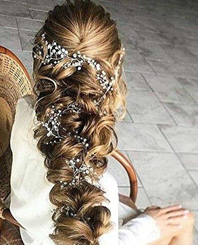cc95cfde0d72 Caratteristiche ed informazioni su simsly - fascia per capelli da sposa damigella