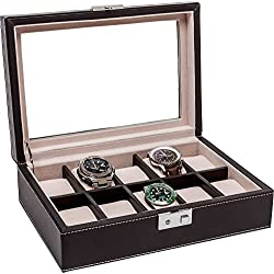 La Royale Duro Black Watch Box