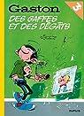 Gaston, tome 6 : Des gaffes et des dégats par Franquin
