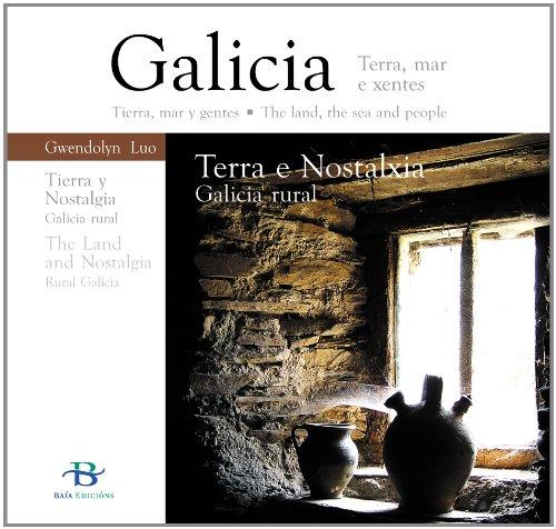 Terra e Nostalxia: Galicia rural (Patrimonio cultural) por Gwendolyn Luo