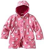 Hatley Rain Fun Stars Girl's Rain Coat