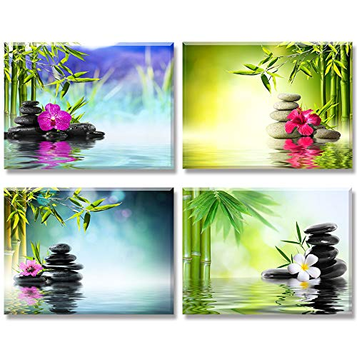 Piy Painting Cuadro Lienzo Zen on Canvas SPA Yoga