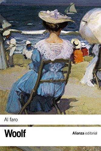 Al faro (El Libro De Bolsillo - Bibliotecas De Autor - Biblioteca  Woolf nº 3495) por Virginia Woolf