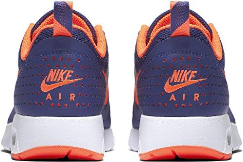 Nike Air Max Tavas (Gs), Gymnastique garçon bleu foncé - orange