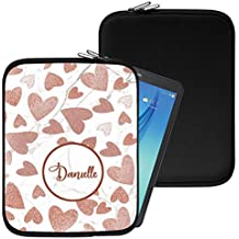"""Personalised Marble Neoprene Tablet Sleeve Bag Case -(97)- Acer Aspire Switch 10 E (SW3-013) (10.1"""")"""