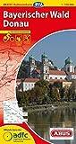 ADFC-Radtourenkarte 23 Bayerischer Wald Donau 1:150.000, reiß- und wetterfest, GPS-Tracks Download und Online-Begleitheft (ADFC-Radtourenkarte 1:150000)