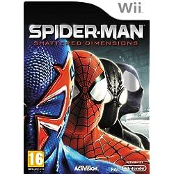 Spider-Man: Shattered Dimensions (Wii) [Importación inglesa]