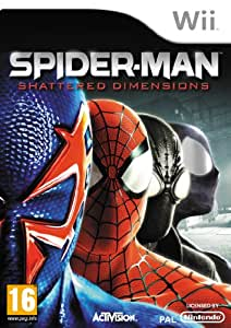 Spider-Man: Shattered Dimensions (Wii)