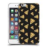 Head Case Designs Offizielle PLdesign Pizza Scheiben Muster Nahrung Soft Gel Hülle für iPhone 6 Plus/iPhone 6s Plus