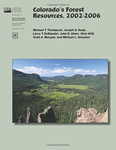 Colorado's Forest Resources, 2002-2006 -