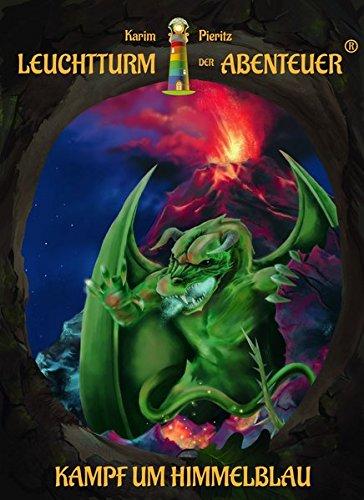 Leuchtturm der Abenteuer 6 Kampf um Himmelblau (Hardcover): Spannende, magische & lustige Kinderbücher für Leseanfänger - Kinderbuch ab 8 Jahren für Jungen & Mädchen