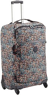 Kipling K15261F10 Trolley para Portátiles, Multicolor (Pixel Check Pr)