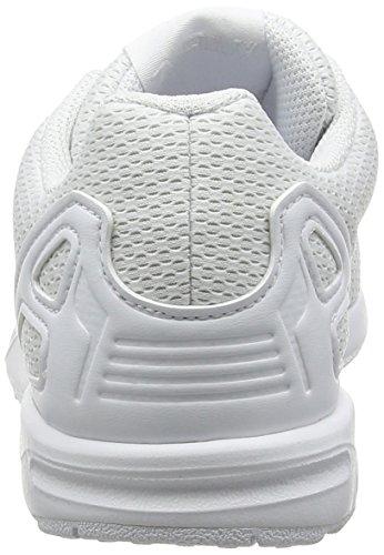 Classico calzature Stivali Misti Bambino Calzature 0 Bianco Zx Adidas Flusso Bianco E0wqpnYx