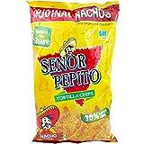 #7: Senor Pepito Tortilla Chips - Nachos, 150g Pouch