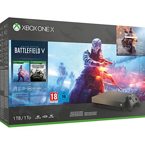 Pack Xbox One X + Battlef