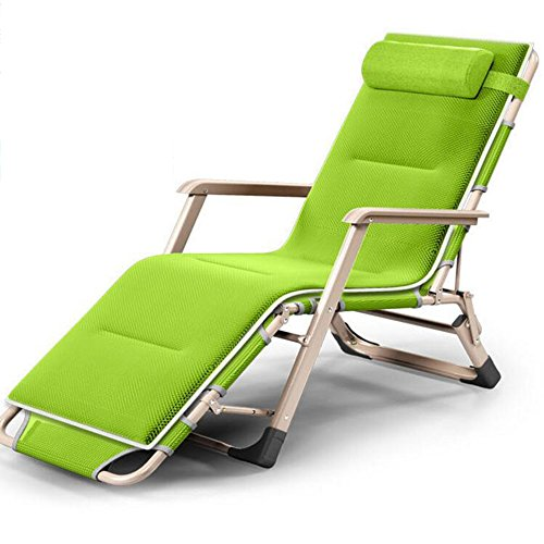 Sessel ZR Draussen Tragbar Coole Stühle Erwachsene Strandstuhl Beiläufig Flacher Lounge Falten...