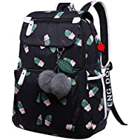 b6d2d6da2e9 Uniuooi Kids Backpack School Bag with USB Charging Port for Teenagers Girls  Boys, Secondary