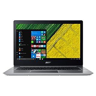 Acer Swift  14 Inch Notebook - (Silver) (Intel i3-7100U  Processor, 8 GB RAM, 128 GB SDD, Windows 10 Home)