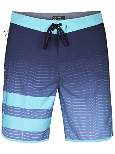 Herren Boardshorts Hurley Phantom Block Party Speed Boardshorts (Phantom 60 Hurley Block)
