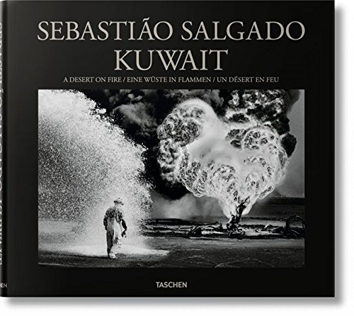 FO-Sebastiao Salgado - Kowet - Un desert en feu