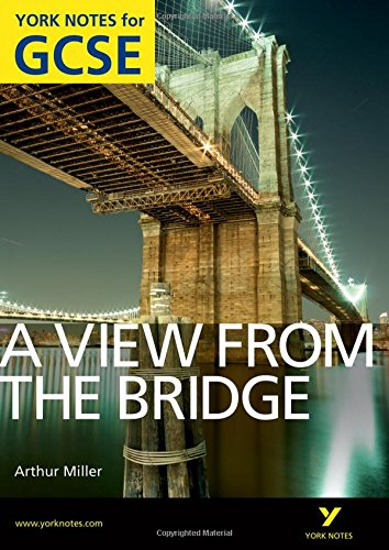 A view from the bridge: York notes for GCSE. Per le Scuole superiori por Shay Daly