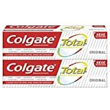 Colgate Total Original Zahnpasta Doppelpack, 2er Pack(2 x 75 ml)