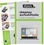 dipos I 2X Schutzfolie matt passend für Lenovo Yoga 520 Folie Bildschirmschutzfolie