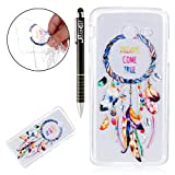 Custodia Galaxy J5 2017, Samsung Galaxy J5 2017 Cover Silicone Trasparente, SainCat Cover per Samsung Galaxy J5 2017 Custodia Silicone Morbido, Shock-Absorption Custodia Ultra Slim Transparent Silicone Case Ultra Sottile Morbida Gel Cover Case Custodia Protettiva Crystal Clear Cover Gomma Case Caso Trasparente Ultra Thin Slim Protettiva Anti-scratch Skin Cover Shell Coperture Bumper Cover per Samsung Galaxy J5 2017(Versione US)-Chimica Del Vento