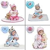 Per Accessoires de Sucette magnétique pour poupées Bébés Bébés Reborn poupées Accessoires Cadeau créatif pour Enfants