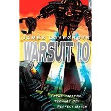 Warsuit 1.0 (Quicksilver) by James Lovegrove (2012-03-01)