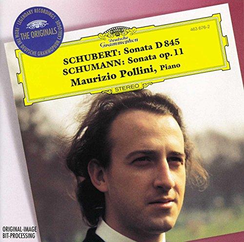 The Originals - Schubert Piano Sonata D.845 & Schumann No.1 op.11 (Schubert Piano Sonata D 845)