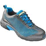 Sicherheitshalbschuhe S1P sports exclusive BAAK® Arbeitsschuhe (48, blau)