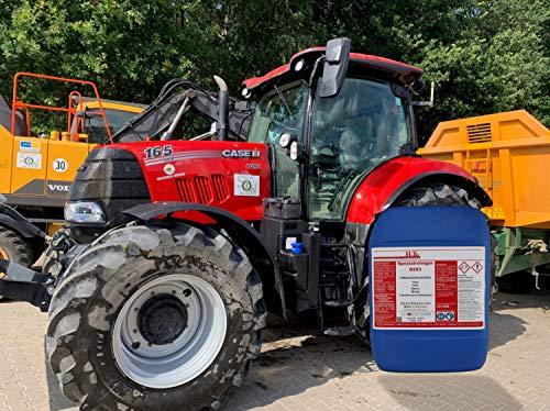 HaTec Entkalker, Spezialreiniger S203 10-kg/Kanister ist ein saurer Totalreiniger, der eingesetzt wird als: Kalkentferner, Rostentferner, Betonentferner, Landmaschinenentkalker, Traktorentkalker