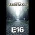E16 - Tome 1 - Résistance