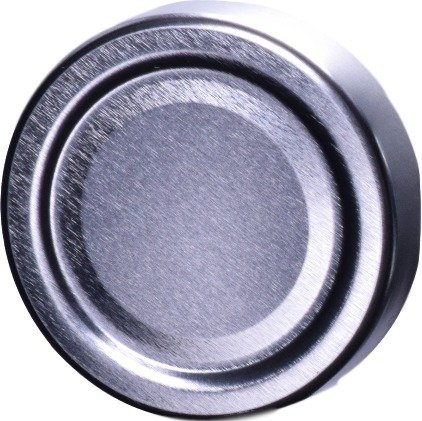 gouveo 6er Set Einmachgläser rund 220 ml inkl. Drehverschluss to 66 Deep Silber BLUESEAL, Vorratsgläser, Marmeladengläser, Einkochgläser, Gewürzgläser, Einweckgläser - 3