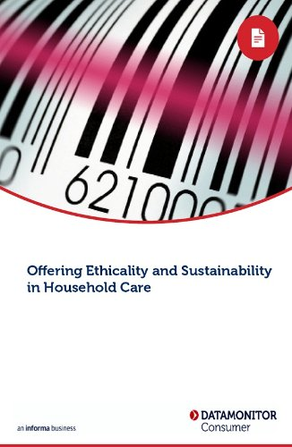 Offering Ethicality and Sustainability in Household Care